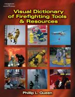Cover image for Visual dictionary of firefighters tools and resources