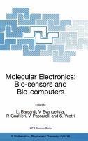 Cover image for Molecular electronics : bio-sensors and bio-computers