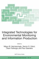 Cover image for Integrated technologies for environmental monitoring and information production