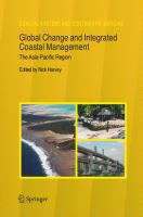 Cover image for Global change and integrated coastal management : the Asia-Pacific region