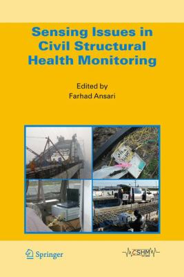 Cover image for Sensing issues in civil structural health monitoring