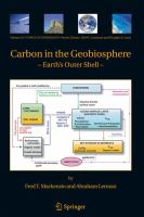 Cover image for Carbon in the geobiosphere : earth's outer shell