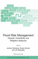 Cover image for Flood risk management : hazards, vulnerability and mitigation measures