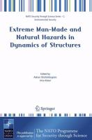 Cover image for Extreme Man-Made and Natural Hazards in Dynamics of Structures