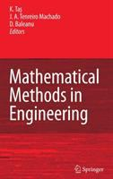 Cover image for Mathematical methods in engineering