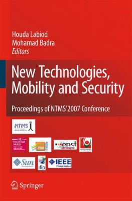 Cover image for New technologies, mobility and security