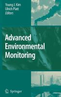 Cover image for Advanced environmental monitoring