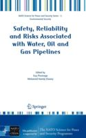Cover image for Safety, reliability and risks associated with water, oil and gas pipelines : [proceedings of the NATO Advanced Research Workshop on Safety, Reliability and Risks Associated with Water, Oil and Gas Pipelines, Alexandria, Egypt, 4-8 February 2007]