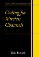 Cover image for Coding for wireless channels
