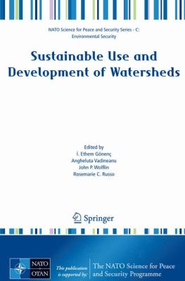 Cover image for Sustainable use and development of watersheds