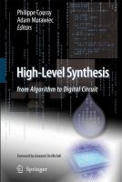 Cover image for High-level synthesis : from algorithm to digital circuit