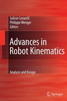 Cover image for Advances in robot kinematics : analysis and design