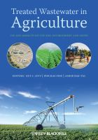 Cover image for Treated wastewater in agriculture : use and impacts on the soil environment and crops