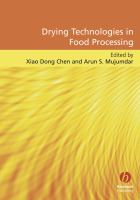 Cover image for Drying technologies in food processing