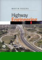 Cover image for Highway engineering
