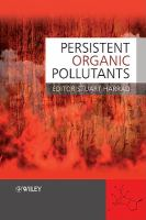 Cover image for Persistent organic pollutants