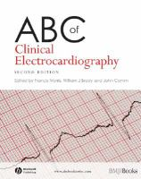 Cover image for ABC of clinical electrocardiography
