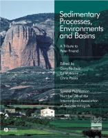 Cover image for Sedimentary processes, environments, and basins : a tribute to Peter Friend