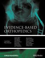 Cover image for Evidence-based orthopedics