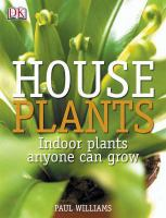 Cover image for House plants