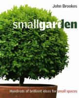 Cover image for Small garden