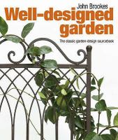 Cover image for Well-designed garden