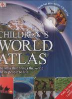 Cover image for Children's world atlas