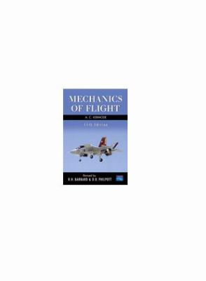 Cover image for Mechanics of flight