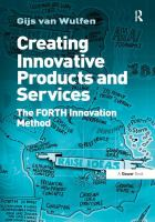 Cover image for Creating innovative products and services : the forth innovation method