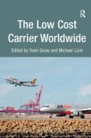 Cover image for The low cost carrier worldwide