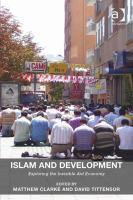 Cover image for Islam and development : exploring the invisible aid economy