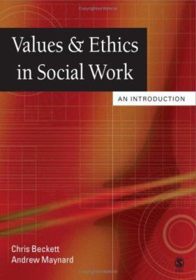 Cover image for Values & ethics in social work : an introduction