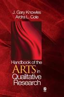 Cover image for Handbook of the arts in qualitative research : perspectives, methodologies, examples and issues
