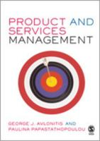 Cover image for Product and services management