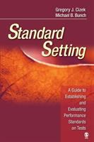 Cover image for Standard setting : a guide to establishing and evaluating performance standards on tests