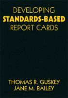 Cover image for Developing standards-based report cards