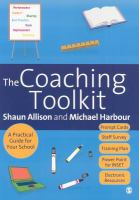 Cover image for The coaching toolkit  : a practical guide for your school