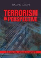 Cover image for Terrorism in perspective