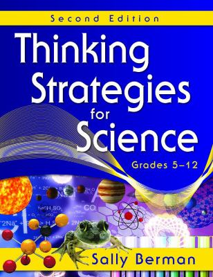 Cover image for Thinking strategies for science, grades 5-12