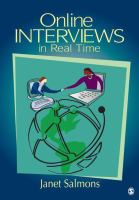 Cover image for Online interviews in real time