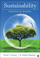 Cover image for Sustainability : essentials for business