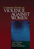 Cover image for Companion reader on violence against women