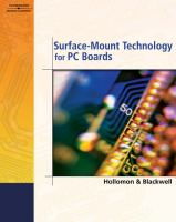 Cover image for Surface-mount technology for PC boards