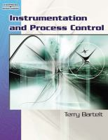 Cover image for Instrumentation and process control