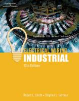 Cover image for Electrical wiring industrial