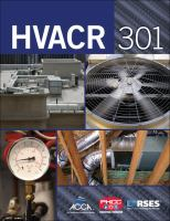 Cover image for HVACR 301