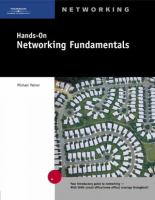 Cover image for Hands-on networking fundamentals