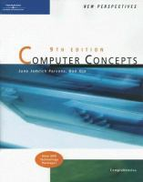 Cover image for New perspectives on computer concepts : comprehensive