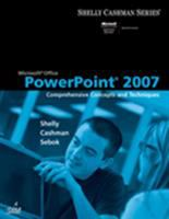 Cover image for Microsoft Office Powerpoint 2007 : comprehensive concepts and techniques