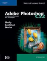Cover image for Adobe photoshop CS2 : introductory concepts and techniques